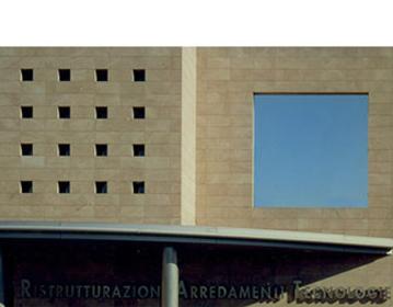 RAT Termo s.r.l. headquarter | Cristiano Toraldo di Francia