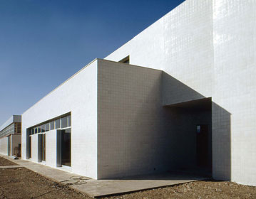 Industrial bulding and offices for Giovannetti | Cristiano Toraldo di Francia