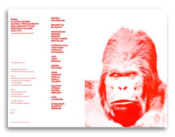 Azioni e protagonisti dell Architettura Radicale Italiana Milan Triennal 2010 | Cristiano Toraldo di Francia