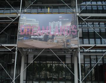 Dreamlands Centre Pompidou, Paris  2010 | Cristiano Toraldo di Francia