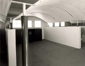 Poltronova showroom | Cristiano Toraldo di Francia