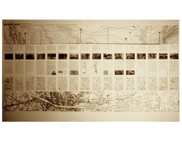 Rapporti tra avanguardia e cultura popolare, Modern Art Gallery, Bologne 1975   Cristiano Toraldo di Francia