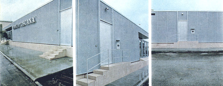 Precast building for Banca Toscana head offices | Cristiano Toraldo di Francia