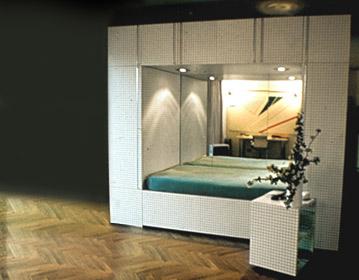 Giorgio Saviane home and office | Cristiano Toraldo di Francia