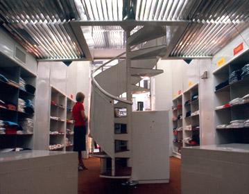 InMarket/Benetton clothing store | Cristiano Toraldo di Francia