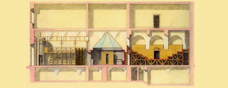 Teatro regionale Toscano polyvalent space | Cristiano Toraldo di Francia