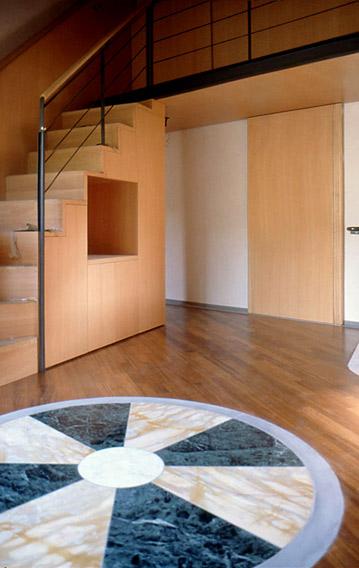 Matteini house | Cristiano Toraldo di Francia