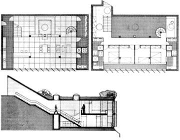 Villa for the writer Giuseppe Berto | Cristiano Toraldo di Francia