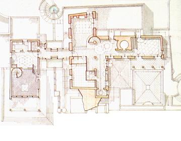 Scaperrotta house restoration | Cristiano Toraldo di Francia