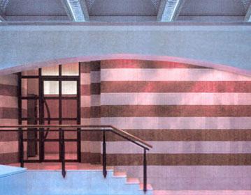 Istituto San Paolo, Bank branch n°1 Osmaronno | Cristiano Toraldo di Francia