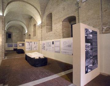 Aesiscapes, Palazzo della Signoria, Jesi 2006 | Cristiano Toraldo di Francia