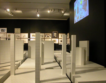 A world without objects, Design Museum, London 2003 | Cristiano Toraldo di Francia