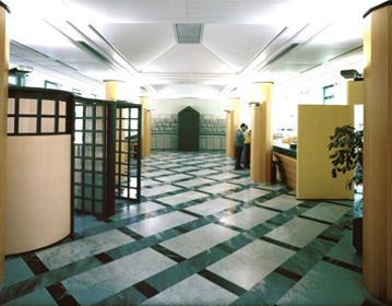 Banca Toscana head office | Cristiano Toraldo di Francia