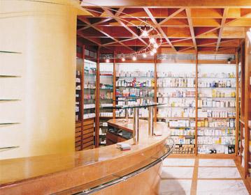 Dr. Valla pharmacy and laboratory | Cristiano Toraldo di Francia