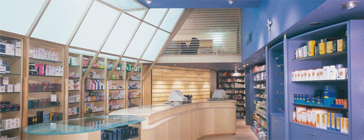Dr. Bartoli Central pharmacy | Cristiano Toraldo di Francia