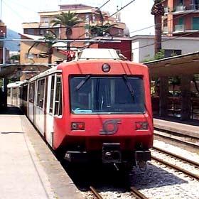 CITY TRAIN   Cristiano Toraldo di Francia