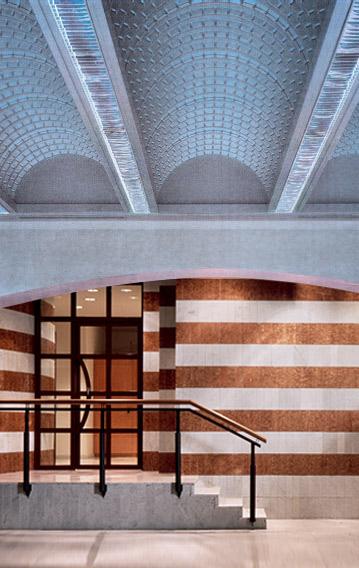 SanPaolo bank institute n°1 branch Osmannoro | Cristiano Toraldo di Francia