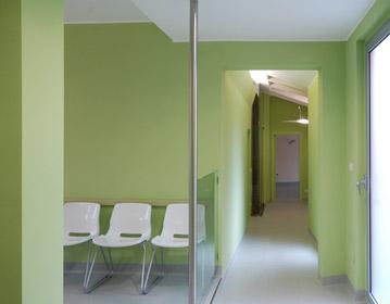 Medical practice offices | Cristiano Toraldo di Francia