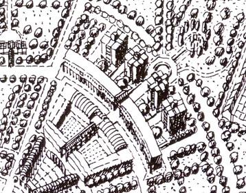 Social housing complex Piaggia 4 | Cristiano Toraldo di Francia