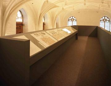 anthological Superstudio exhibition, Zeeuws Museum, Middleburg, Holland 2004   Cristiano Toraldo di Francia