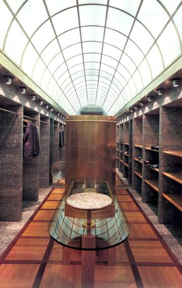 Raspini showroom   Cristiano Toraldo di Francia