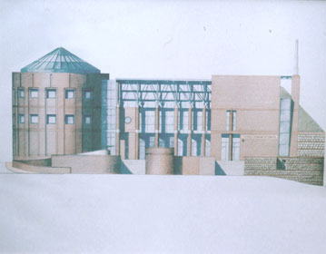Banca del Chianti new head office, San Casciano Val di pesa | Cristiano Toraldo di Francia