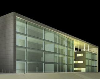 offices building | Cristiano Toraldo di Francia