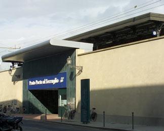 RFI Station Porta al Serraglio | Cristiano Toraldo di Francia