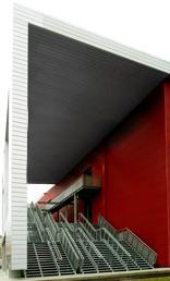multiplex cinemas and shops | Cristiano Toraldo di Francia
