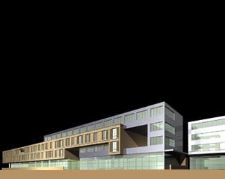 Ex Foro Boario urban and architectonical requalification plan | Cristiano Toraldo di Francia