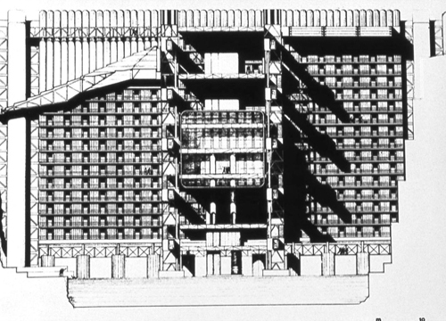 THE BEGINNING TECHNOMORPHIC ARCHITECTURE | Cristiano Toraldo di Francia