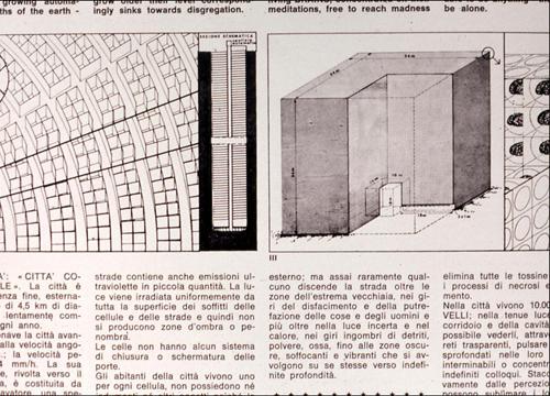 12 IDEAL CITIES | Cristiano Toraldo di Francia