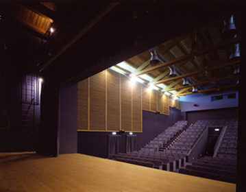 Torquis theater | Cristiano Toraldo di Francia