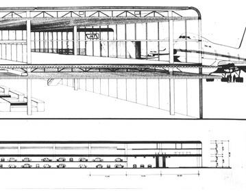 S. Eufemia Lamezia air terminal | Cristiano Toraldo di Francia