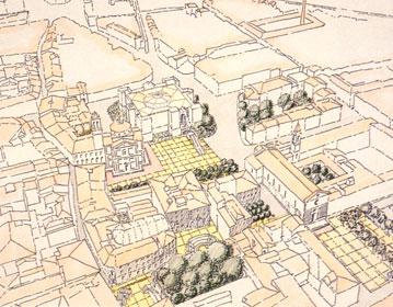 Castello dell Imperatore theater | Cristiano Toraldo di Francia