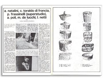 Fuori della città: le altre culture Brera International Center, Milan  1979 | Cristiano Toraldo di Francia