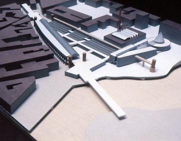 Il Serraglio interchange and Municipal offices | Cristiano Toraldo di Francia