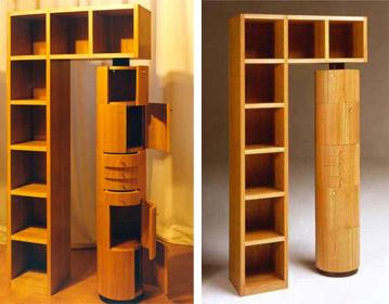 Genius Loci exhibition   Abitare il Tempo, Verona 1996 | Cristiano Toraldo di Francia