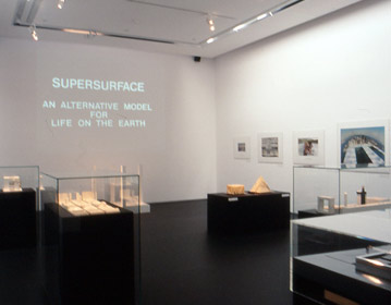Superstudio Nouvelles Acquisitions Centre Pompidou, Paris 2000 | Cristiano Toraldo di Francia