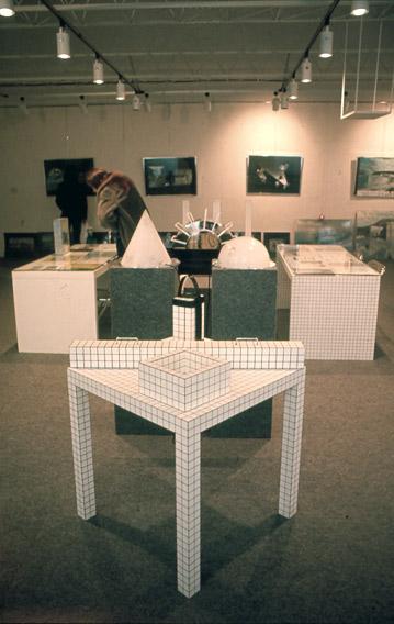 Superstudio Antologia, Schema Art Gallery, Florence 1971 | Cristiano Toraldo di Francia