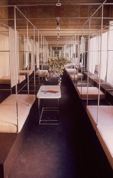 Brini showroom | Cristiano Toraldo di Francia