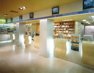 Dr. Angelini pharmacy | Cristiano Toraldo di Francia