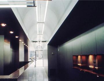 Banca Toscana n°1 agency | Cristiano Toraldo di Francia