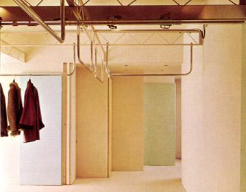 Gianni Brini showroom, Florence | Cristiano Toraldo di Francia
