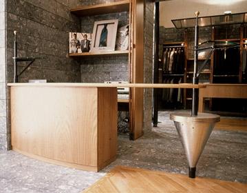 Italiani showroom | Cristiano Toraldo di Francia