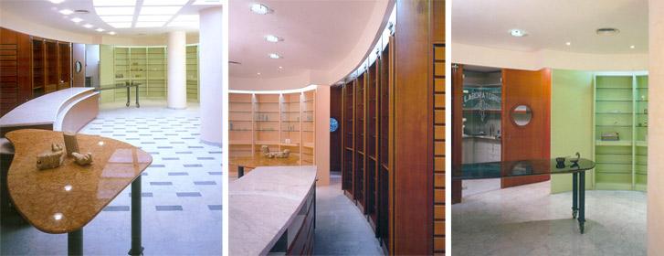 San Leonardo pharmacy and laboratory   Cristiano Toraldo di Francia