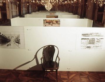 Superstudio: Fragmente aus einem personlichen Museum, Neue Gallerie, Graz 1973 | Cristiano Toraldo di Francia