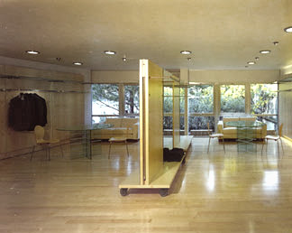 G. Brini showroom and offices | Cristiano Toraldo di Francia