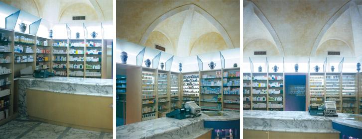 Theodori pharmacy | Cristiano Toraldo di Francia