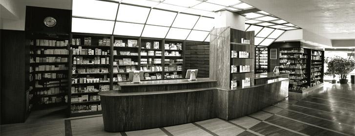 Dr. Ercolani pharmacy | Cristiano Toraldo di Francia